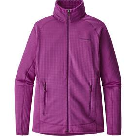 Patagonia R2 Full-Zip Jacket Dame ikat purple